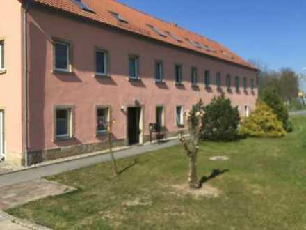 Gepflegte 2-Zimmer-Wohnung mit Balkon und EBK in Arnsdorf