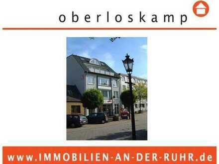 Hochwertige Maisonette-Wohnung mit Fahrstuhl, Stellplatz und Süd-West- Dachterrasse im Dorf Saarn!
