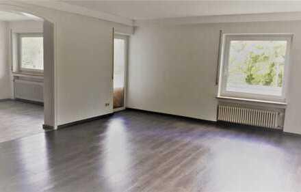 Großzügige helle Büroräume auf einer Ebene mit Balkon/Küche/Stellplätze