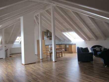 Loft-Wohnung mit EBK und Bad in Bad Saulgau, Zentrumsnah