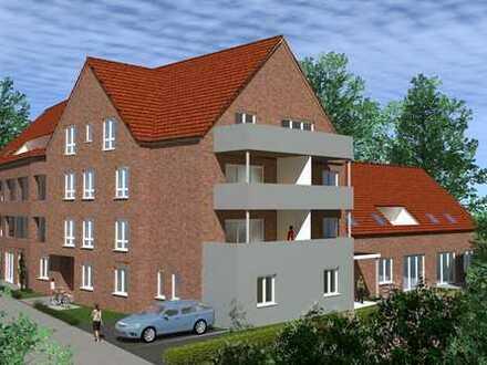 Barrierefreie Neubauwohnungen mit Aufzug- Kapitalanlage oder Eigennutzung- Wohnung 4