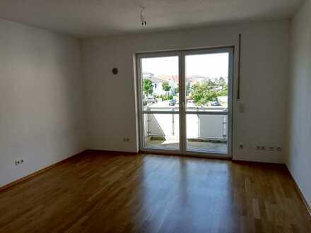 Moderne, gepflegte 1-Zimmer-Wohnung mit Balkon und Einbauküche in Augsburg Göggingen