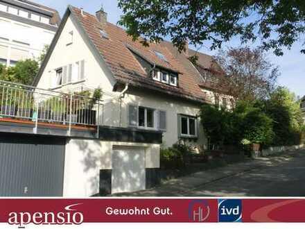 apensio -GEWOHNT GUT-: Familienfreundliches EFH am Siegener Giersberg