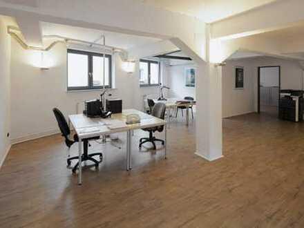 Schöne loftartige Bürofläche in HH-Dulsberg
