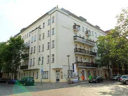 1-Zimmer in saniertem Altbau unweit der Schönhauser Allee! Ab sofort!