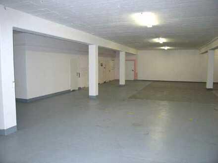 Lagerhalle im Untergeschoss im Gewerbegebiet in Graben-Neudorf