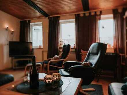 Traditionelless Fachwerkhaus in Sankt Andreasberg (Harz) - Ferienhaus mit Kamin