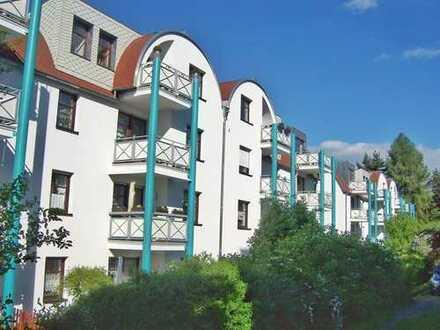 Bezugsfertig! Attraktive und ruhige 3-Raum-Wohnung mit Balkon!