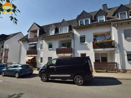 Perfekte 2-Raum-Wohnung mit Balkon in Rodewisch!