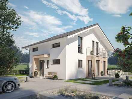 1- Familienhaus nach Ihren Wünschen auf grossem Grundstück