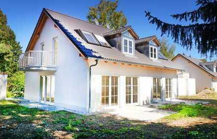 Lichtdurchflutetes Niedrigenergiehaus - Zentrale Lage Grünwald - Bestens geeignet für Familien