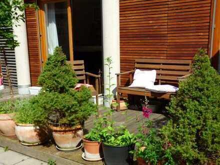 Entzückende 2 Raum Stadtwohnung in Rosenheim