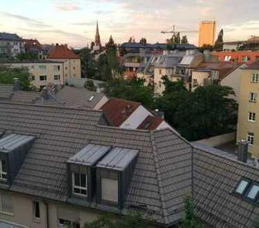Au-Isarnähe ab 1.2. oder 15.2. Tolle 2-Zimmer-Wohnung mit 2 Balkonen und EBK