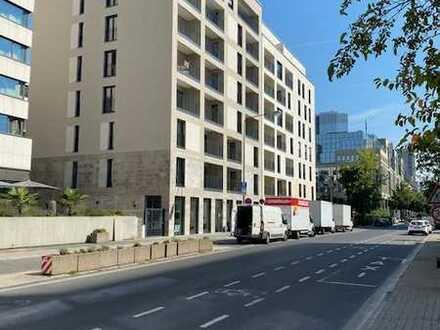 Neubau mit Einbauküche und Balkon: exklusive 2-Zimmer-Wohnung in Frankfurt am Main