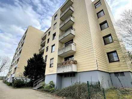 Gemütliche 2 Zi.-Wohnung mit zwei Terrassen!
