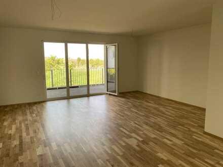 Erstbezug mit Balkon: freundliche 3-Zimmer-Wohnung in Maikammer