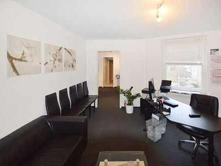 Hannover-Südstadt: Sehr gepflegte 207m² Büroetage mit