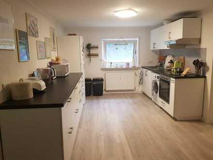 moderne 3 Zimmer-Wohnung im Souterrain in ruhiger Lage von Alsbach
