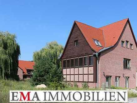 Sehr schöne und behindertengerechte 2-Zimmer Wohnung im Gutshaus vom Landgut Nedlitz