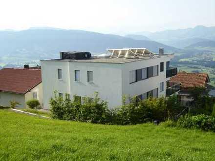 Neuwertige Wohnung mit herrl. Aussicht zu vermieten (in Sulzberg / Österreich)