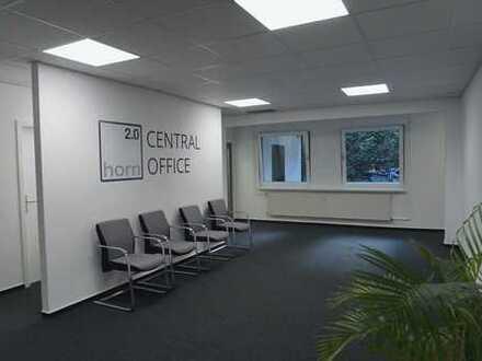 Das Einzelbüro im zentralsten Geschäfsthaus der Stadt - horn 2.0, size M