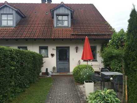 Doppelhaushälfte in Landsberg in sehr ruhiger Randlage