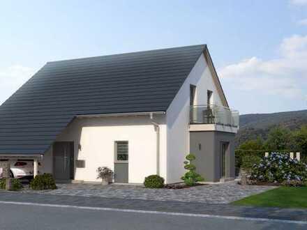 * Einfamilienhaus in Neidenstein * Mit klarer Raumaufteilung * KfW 55 *