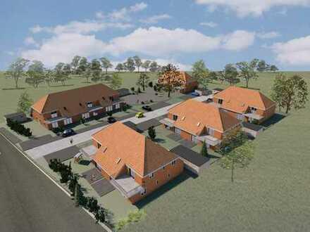 """""""Mehrgenerationsgebiet Upgant-Schott"""" Eigentumswohnung in einem Vierfamilienhaus"""