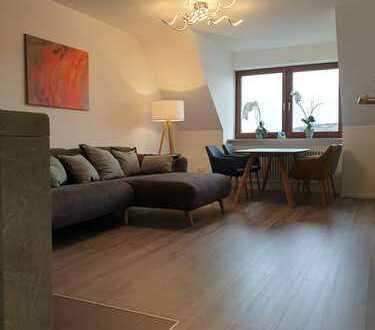 Frisch renovierte Maisonette Wohnung von privat
