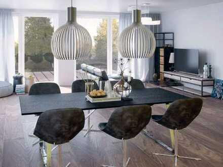 Individuell geschnittene 3-Zimmer-Wohnung mit großzügiger Loggia für Ihr persönliches Wohnglück!