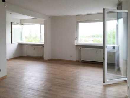 Modernisierte 3,5-Zimmer-Wohnung mit Balkon in Mannheim-Vogelstang