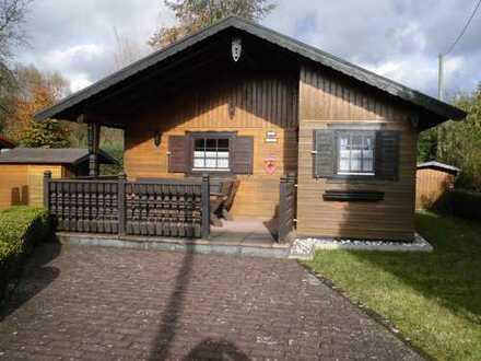 Holzblockhaus Hirzenhain-Merkenfritz