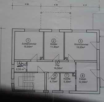 Ansprechende 3-Zimmer-Erdgeschosswohnung mit Einbauküche in Meitingen