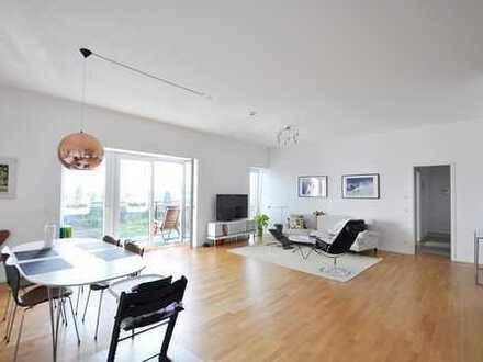 Stilvolle 4-Zimmer-Wohnung mit Einbauküche und großzügigem Balkon!