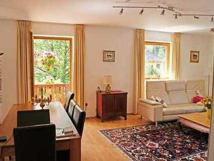 Vermietung befristet - bis Mai 2022 - 4-Zimmer-Wohnung mit Süd-Balkon in Großhadern, München