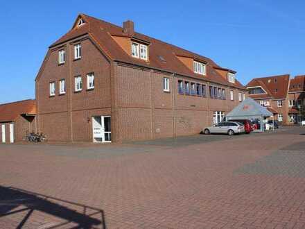 Zwei Zimmer Wohnung inmitten des Zentrums von Ostgroßefehn