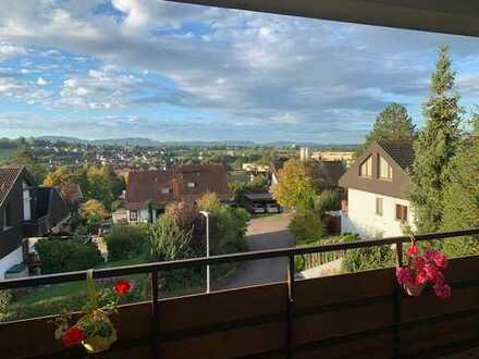 GP-Bartenbach 4-Zi-Whg. in schönster Südhang-Wohnlage m. Panoramablick/-Balkon