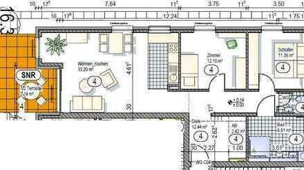 EG 3-Zimmerwohnung