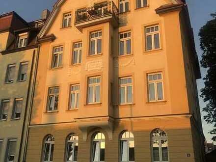 Helle, hochwertige 3-Zi-Wohnung mit 2 Balkonen in Bamberg