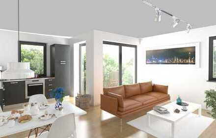 11/19 - da ist SIE - hell & frech - 3 Zimmer - Terrasse - 160 qm pflegeleichter Garten -