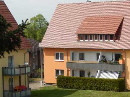 4-Zimmer-Wohnung mit Südbalkon u EBK in Bünde