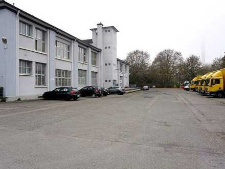 Freifläche mit Büro + Lager:  Arbeiten in Ludwigshafen