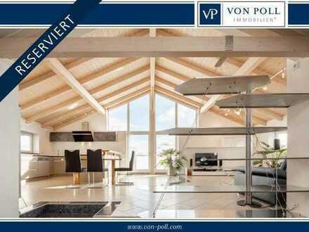 Hochwertig und anspruchsvoll modernisierte Eigentumswohnung in ruhiger Randlage
