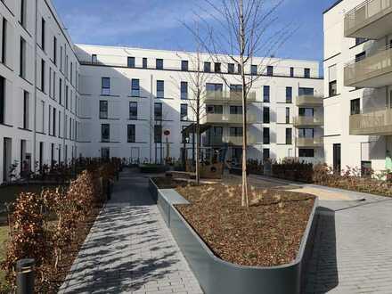 Erstbezug: stilvolle 2-Zimmer-Wohnung mit Balkon in Bonn-Duisdorf