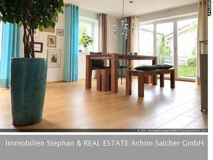 Hochwertiges Einfamilienhaus mit zusätzlichem Baurecht für Gewebereinheit