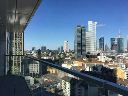 4 Zimmer-Luxus-Wohnung im höchsten Wohngebäude Deutschlands
