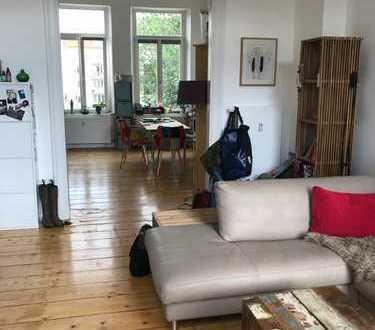 Großzügige Single Wohnung mit Balkon in Bremen, Viertel Am Dobben