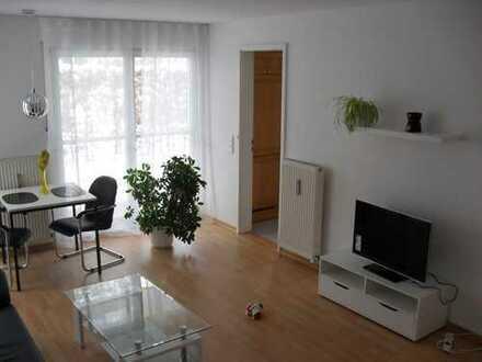 Helles, modernes vollmöbliertes Appartment mit Terrasse, Fürstenried