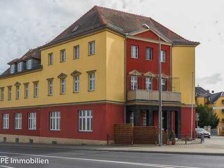Hochwertig saniertes Wohn- und Geschäftshaus in Riesa (Mehrfamilienhaus)