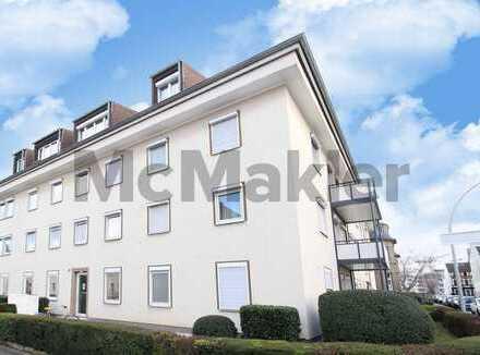 Schaffen Sie sich Ihr Zuhause in zentraler Lage am Rhein: 2-Zi.-ETW mit Balkon in Bonn-Kessenich